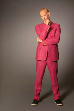 Make A DATE WITH JOHN WATERS at Scottsdale Center