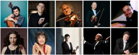 Inaugural Classical Bridge Festival Updates Line Up