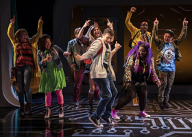 Broadway Gets An Upgrade as BE MORE CHILL Begins Previews Tonight!