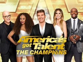 AMERICA'S GOT TALENT: THE CHAMPIONS Announces Second Group