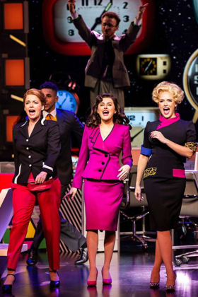 BWW Review: 9 TO 5 THE MUSICAL, Savoy Theatre