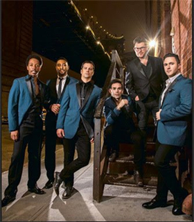 The Doo Wop Project Brings A DOO WOP CHRISTMAS to The McAninch Arts Center