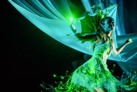 BWW Review:  Synetic Theatre's PETER PAN is a Joyous but Mature Celebration of Neverland