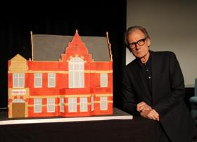Bill Nighy Celebrates Omnibus Theatre's 5th Birthday