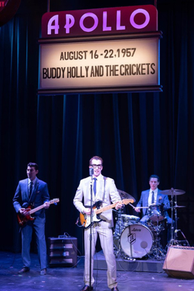 BWW Review: BUDDY - THE BUDDY HOLLY STORY at the Engeman