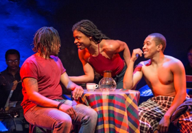BWW Review: PASSING STRANGE, A Black Youth's Search for Self-Identity, Rocks Karamu