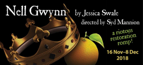 BWW Review: NELL GWYNN at Dolphin Theatre