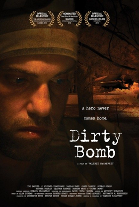 DIRTY BOMB to Compete for Best Short Film and Best Actor in a Short Film at Madrid International Film Festival, July 21- 28th