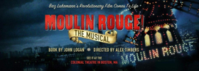 Tickets on Sale Tomorrow for MOULIN ROUGE in Boston