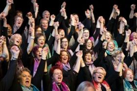 Seattle Women's Chorus Presents LEGENDS OF ROCK!