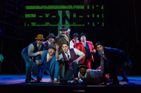 BWW Review: GUYS AND DOLLS at The Argyle Theatre