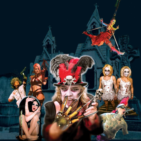 CIRCUS OF HORRORS Phenomenon Returns To Warrington with New Show