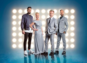 DANCING ON ICE Series To Return to ITV Choice This February!