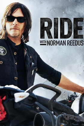 AMC Renews RIDE WITH NORMAN REEDUS for a Fourth Season