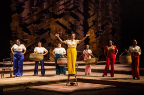 Tickets on Sale This Month for THE COLOR PURPLE at the Orpheum