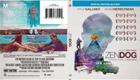 Special Edition Blu-Ray of ZEN DOG Out Today