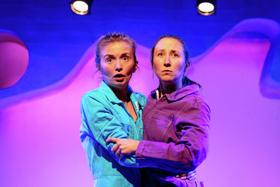 BWW Review: WOLFIE, Theatre503