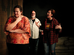 BWW Review: Overtime Theater's LIKE STARS, MOONIE