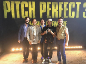 Whiskey Shivers Appear As Saddle Up In PITCH PERFECT 3