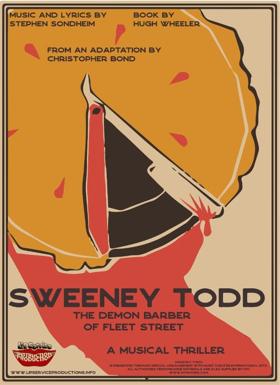 L.I.P. Service To Present Stephen Sondheim's SWEENEY TODD