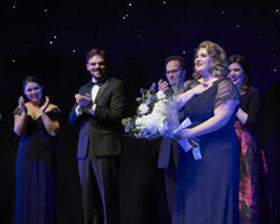 Simona Genga Wins First Prize at Canadian Opera Company's Annual Vocal Competition