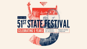 51st State Festival Complete Full Lineup with Kerri Chandler