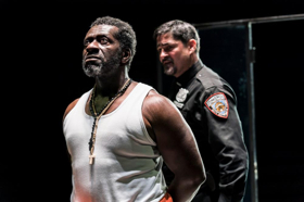 Young Vic Extends JESUS HOPPED THE 'A' TRAIN