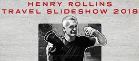 Henry Rollins Will Present Work in Travel Slideshow 2018