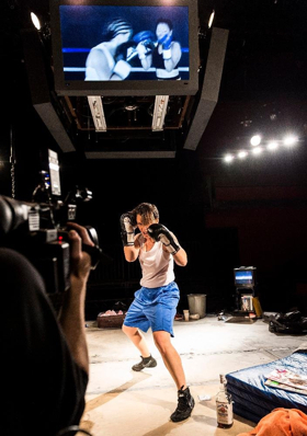 Story of Female Pro-Boxer THE WHOLEHEARTED Lands at Abrons Arts Center