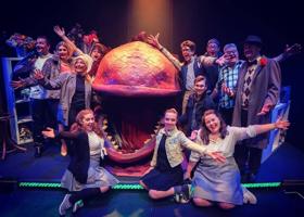 BWW Review: Little Shop of Horrors, Cumbernauld Theatre