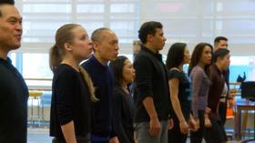 Video: Go Inside Rehearsals of David Henry Hwang & Jeanine Tesori's SOFT POWER!
