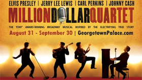 BWW Review: MILLION DOLLAR QUARTET Musical Rocks at Georgetown Palace