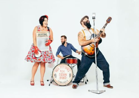The Reverend Peyton's Big Damn Band Announces New U.S. Tour Dates