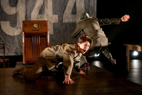 BWW Review: THE NIGHT WATCH at The Gamm Theatre
