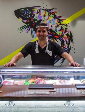 Chef Spotlight: David Bouhadana of SUSHI BY BOU in NYC