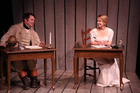 BWW Review: Clackamas Repertory Theatre's Delightful SENSE & SENSIBILITY Delivers Jane Austen at Lightning Speed, Propelled by Gossip