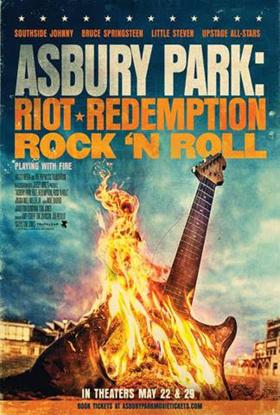 Trafalgar Holds Global Release OfASBURY PARK: RIOT, REDEMPTION, ROCK N ROLL