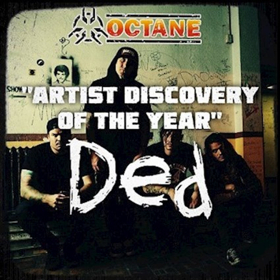 2017 SiriusXM Octane Artist Discovery of the Year Ded release video for 'Hate Me'