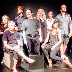 ImproGuise Presents: THE EASY INN, An Improvised Soap Opera At Alexander Upstairs