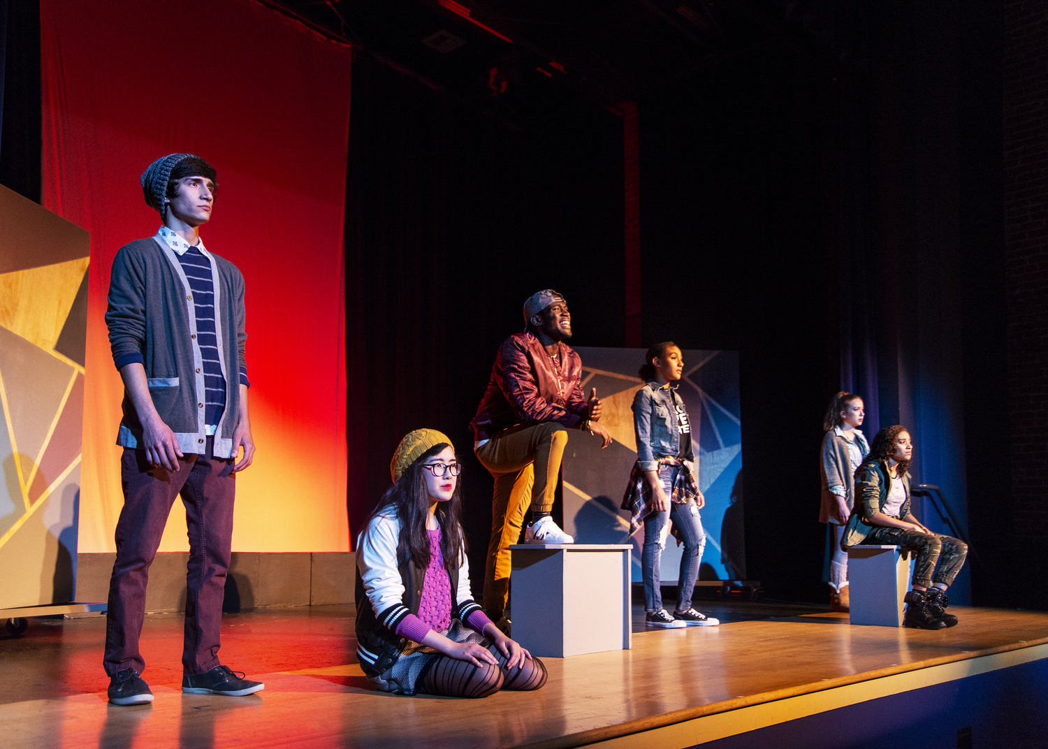 BWW Review: BALTIMORE Explores Racial Tension at Intrepid Theatre Lab