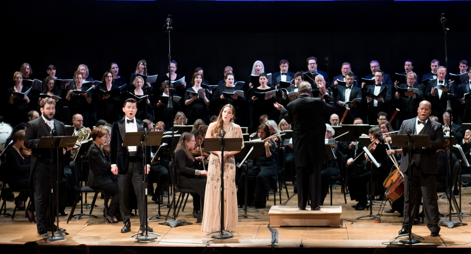 BWW Review: Washington Concert Opera Serves Up a Seductive SAPHO