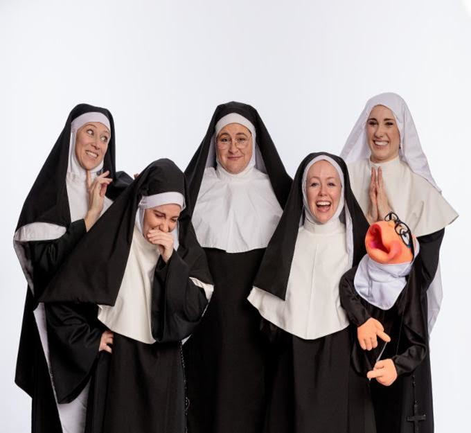 BWW Review: NUNSENSE at Candlelight Dinner Playhouse