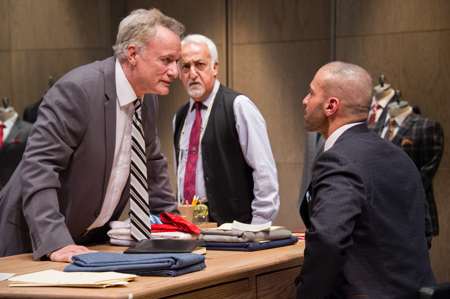 BWW Review: VICUÑA AND THE AMERICAN EPILOGUE at Mosaic Theater Company