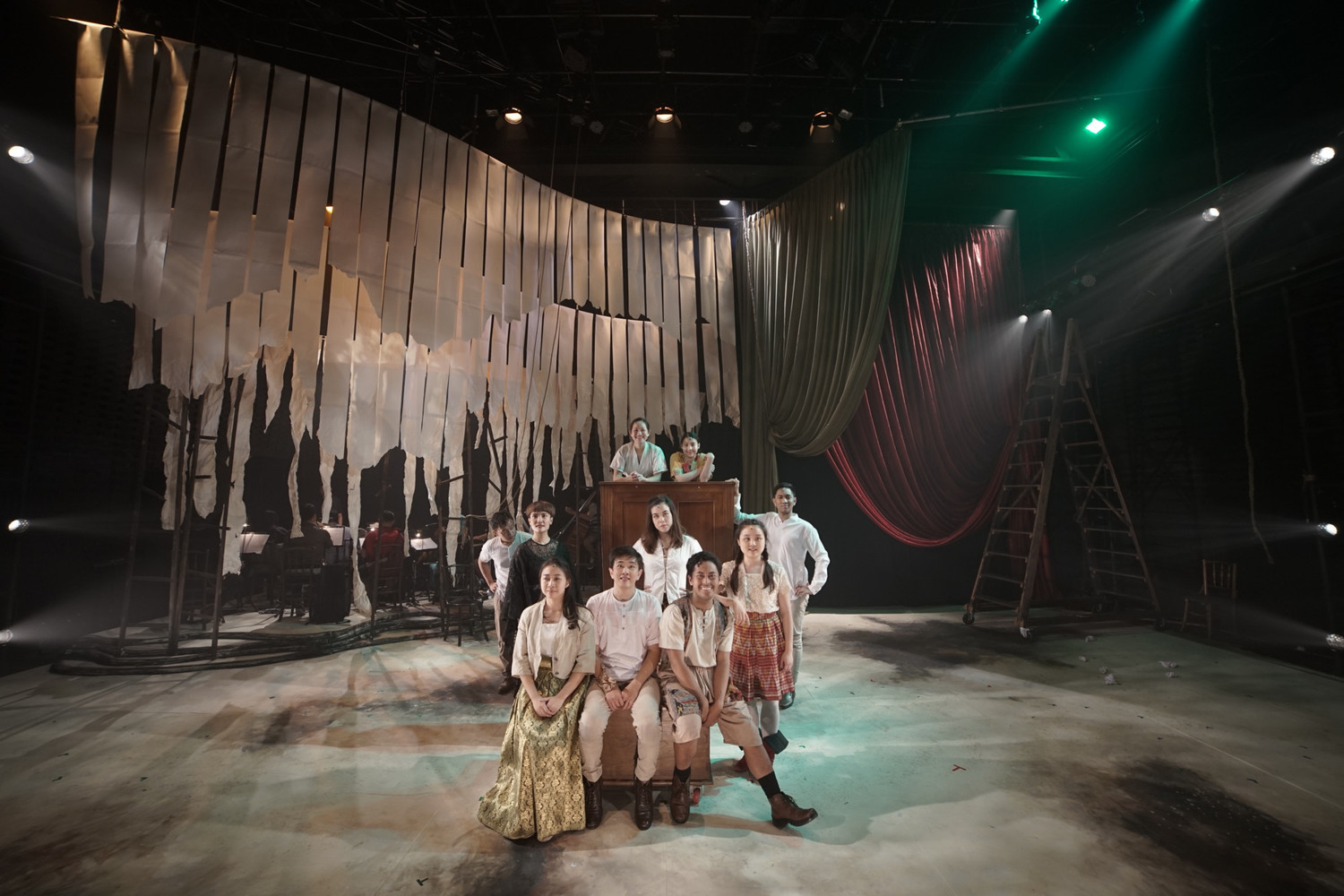 BWW Review: TEMAN Takes A Giant Step with INTO THE WOODS