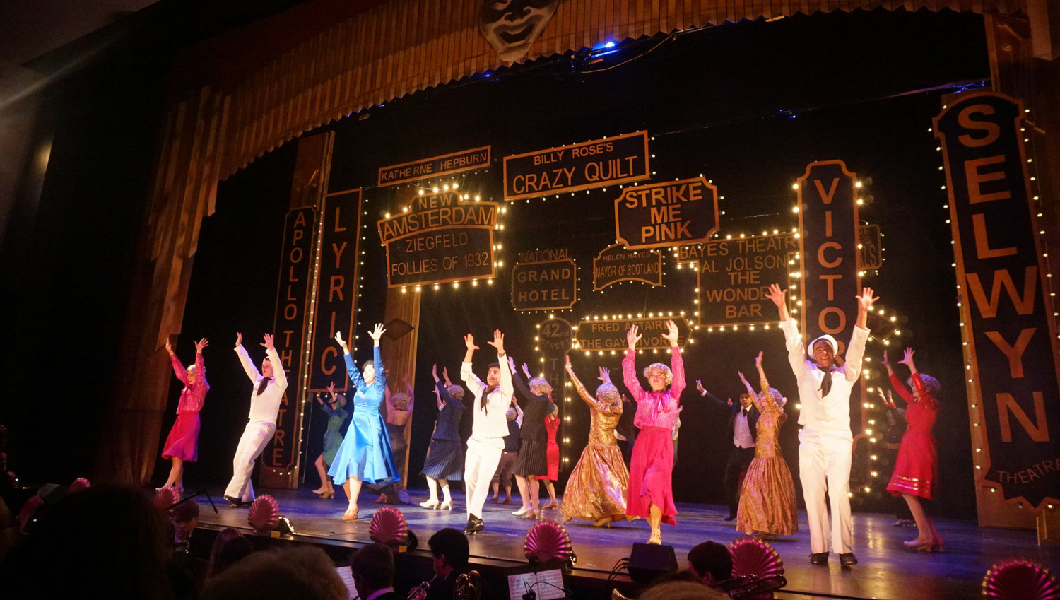 BWW Review: Come and Meet Those Dancing Feet of MacTheatre's Joyous 42ND STREET