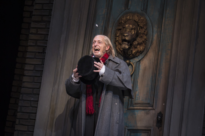 BWW Review: A CHRISTMAS CAROL at Goodman Theatre