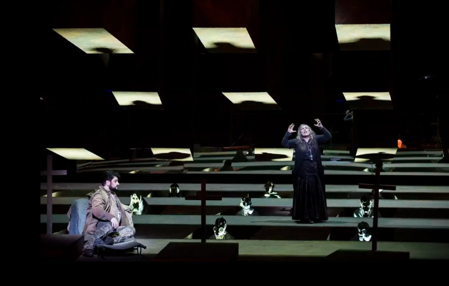 LE TROUVÈRE Comes To Opera National De Paris Through 7/14