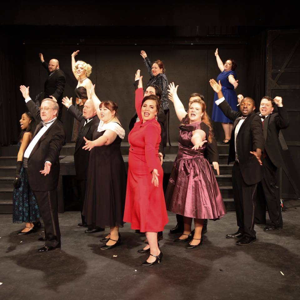 BWW Review: CURTAINS at Oyster Mill Playhouse