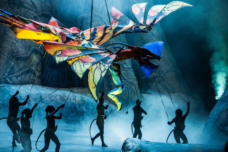 BWW Interview: Cirque du Soleil Puppeteers Talk TORUK - THE FIRST FLIGHT