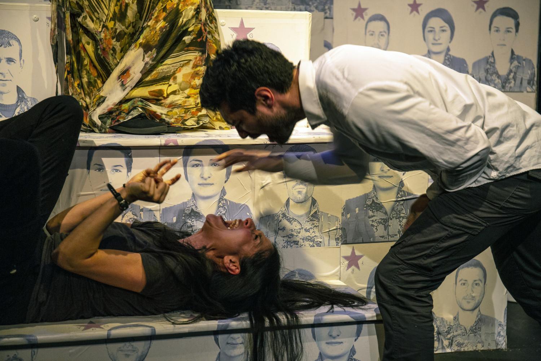 BWW Review: BLUEPRINT MEDEA, Finborough Theatre